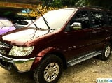 Photo Isuzu Crosswind Manual 2009