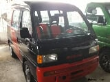 Photo Suzuki Multicab Scrum Van Black 4x2 AT