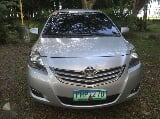 Photo Toyota Vios E 2012 MT Silver For Sale