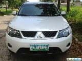 Photo Mitsubishi Outlander Automatic 2008
