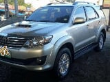 Photo Toyota Fortuner 2014 for sale