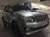 Photo Toyota 2015 FORTUNER 4X2 2. 5l g dsl at with gps