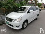 Photo 2013 Toyota Innova G Diesel Automatic