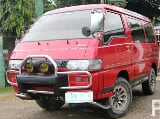 Photo Rush Sale! Mitsubishi Delica Van (Maintained) -...