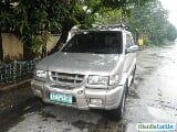 Photo Isuzu Crosswind Manual 2015
