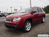 Photo Jeep Compass Automatic 2012