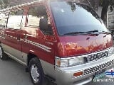 Photo Nissan Urvan Automatic