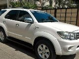 Photo Toyota fortuner 2009
