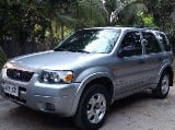 Photo Ford Escape XLS Model 2005