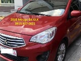 Photo Mitsubishi Mirage G4 GLX Manual 2018 for sale