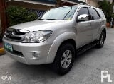 Photo 2005 toyota fortuner g 2006/2007