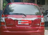 Photo Toyota Innova 2016
