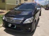 Photo Toyota Innova G Diesel A/T 2013