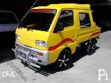 Photo Suzuki Multicab Bumble yellow