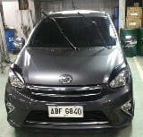Photo Toyota Wigo G 2015 Model Automatic