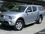 Photo Mitsubishi Strada Manual 2009