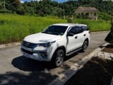 Photo Toyota Fortuner G Manual