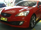 Photo Hyundai Genesis Coupe 2012