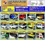 Photo Suzuki Multicab Every Carry Type FB 4 WHEELS...