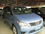 Photo Toyota Innova 2013