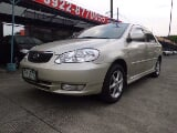 Photo 2003 Toyota Altis