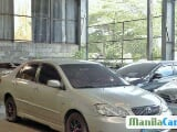 Photo Toyota Corolla Automatic 2006