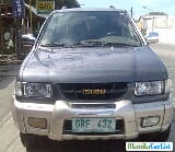Photo Isuzu Crosswind Manual 2003
