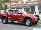 Photo Isuzu D-Max Automatic 2008