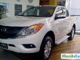 Photo Mazda BT-50 Manual 2015