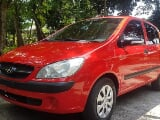 Photo 2nd Hand 2010 Hyundai Getz for sale in Quezon City
