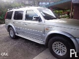 Photo Ford Everest 4x4 Manual
