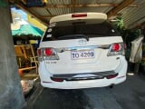 Photo Toyota Fortuner 3.0 V 4x4 Top of the line Auto