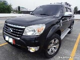 Photo Ford Everest Manual 2011