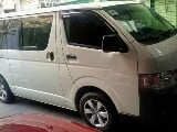 Photo 2012 Hiace (commuter)
