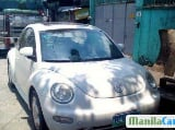 Photo Volkswagen Beetle Automatic 2000
