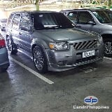 Photo Ford Escape Automatic 2005