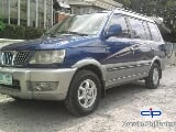 Photo Mitsubishi Adventure Manual 2003