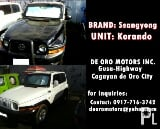 Photo Ssangyong Korando (for sale)