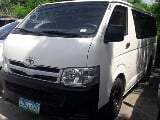 Photo 2013 TOYOTA Hiace comuter Diesel D4d engine