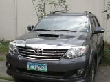 Photo Toyota Fortuner V A/T 4x4 2013 - 655K