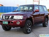 Photo Nissan Patrol Manual 2015