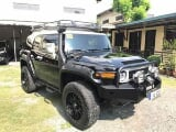 Photo Toyota FJ Cruiser 2016