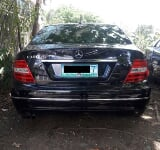 Photo Black 2012 Mercedes-Benz C-Class Automatic...