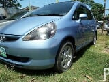 Photo Honda JAZZ fit w / out Skirt Year 2007