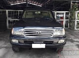 Photo 2004 Toyota Land Cruiser - Bullet Proof Level BR 6