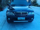 Photo 2005 Ssangyong Musso Rhino Sports pickup