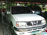 Photo Nissan Frontier 2001