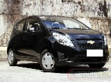 Photo 2012 Chevrolet Spark 30KM 1.0 AT Touchscreen