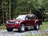 Photo Toyota HiLux year 2005