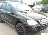 Photo Mercedes Benz M-Class Automatic 2008